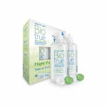 Biotrue Flight Pack - 120 ml  (2 x 60 ml) + 2 ...