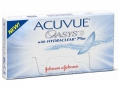 Acuvue OASYS z HYDRACLEAR PLUS BC: 8.4 mm - 6 szt. dwutygodniowe