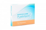 PureVision 2 HD For Astigmatism (Toric) soczewki ...