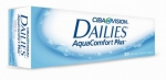 Focus Dailies - Day contact lenses with Aqua ...