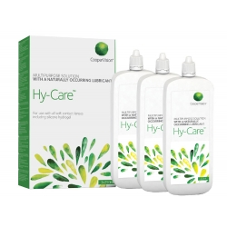 Płyn do soczewek 3 x Hy-Care 250 ml CooperVision