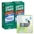 2 x Opti-Free Express - 355 ml + Biotrue Flight Pack 2x60ml