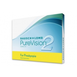 PureVision 2 Multi-Focal for Presbyopia - 1x3 szt. - Bausch&Lomb