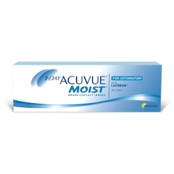 1 Day Acuvue Moist for Astigmatism - MOCE PLUSOWE - Johnson&Johnson - 30szt.